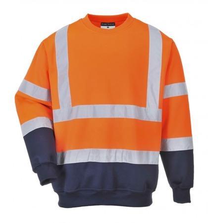Bluza robocza odblaskowa B306 Portwest