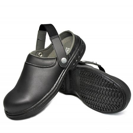 Buty medyczne klapki saboty SB Portwest