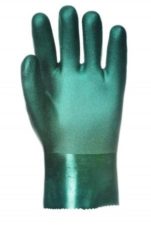 Dwuwarstwowe rękawice z PVC 27cm A827 Portwest
