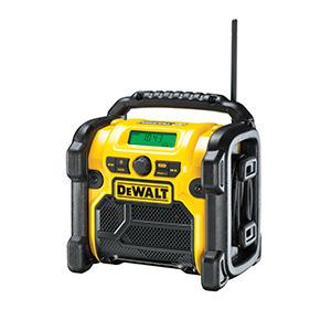 Kompaktowe radio budowlane DAB(+)/FM XR Li-Ion DEWALT DCR020