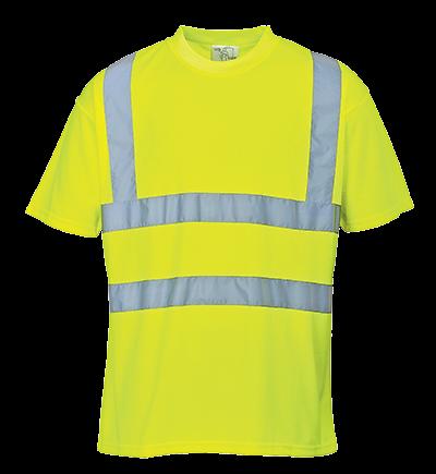 Koszulka robocza odblaskowa S478 Portwest