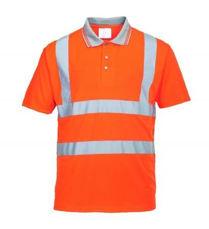 Koszulka robocza odblaskowa polo RT22 Portwest