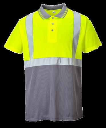 Koszulka robocza polo odblaskowa S479 Portwest