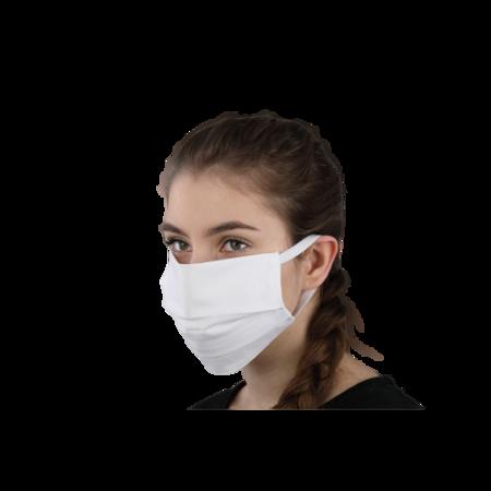 Maseczka maska bawełniana wielorazowa na twarz
