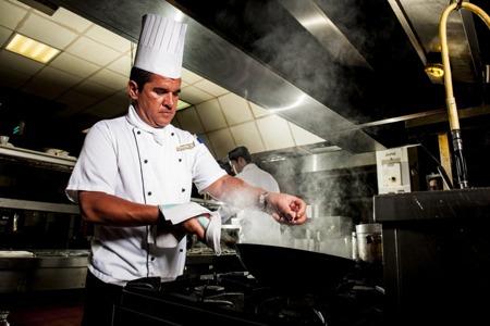 Przewiewna bluza kucharska dla kucharza C676 Portwest