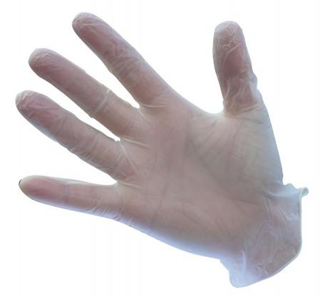 Rękawice jednorazowe winylowe A905 Portwest