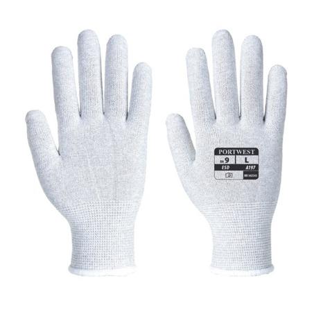 Rękawice robocze  ESD Portwest A197