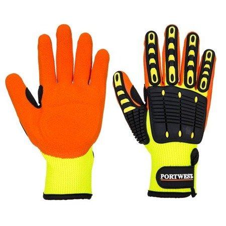 Rękawice robocze chroniące przed uderzeniami A721 Portwest