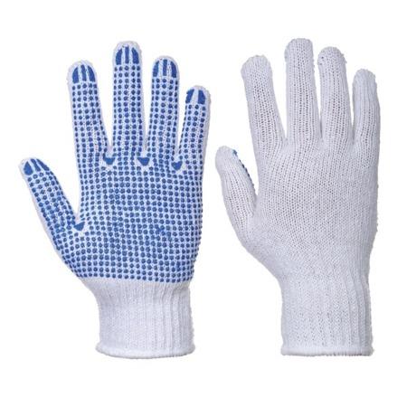 Rękawice robocze nakrapiane Portwest A111