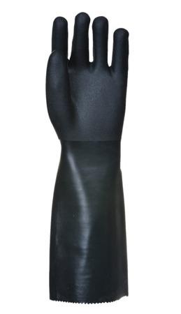 Rękawice robocze z PVC 45cm A845 Portwest