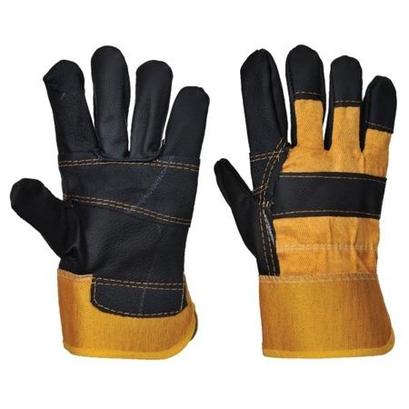 Rękawice ze skóry meblowej A200 Portwest