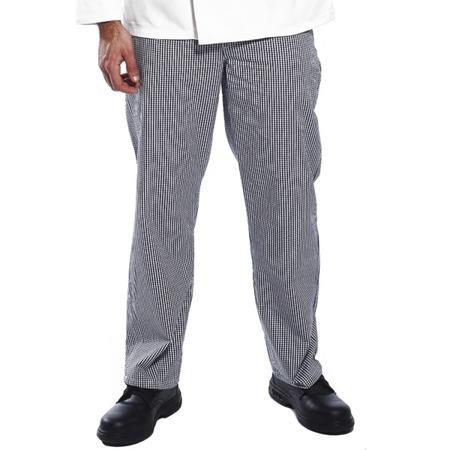 Spodnie kucharskie szefa kuchni Portwest