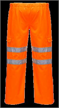 Spodnie robocze odblaskowe przeciwdeszczowe S597 PORTWEST
