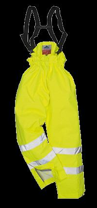 Spodnie robocze trudnopalne S781 Portwest