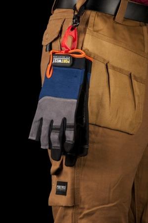 Uchwyt do rękawic  karabińczyk na rękawice Portwest A001
